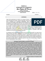 TEMÁTICA 2- NOVENO-  LITERATURA DE LA CONQUISTA