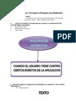 Conceptos y Principios de La Multimedia