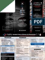 Pre Program A 2011 Jornadas Franco Chilenas