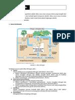 MODUL SIKLUS biogeokimia