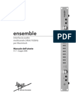 Ensemble Users Guide It