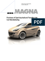 Magna - Opel