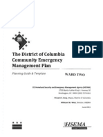 Community Emergency Management Plan Ward 2A