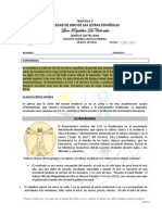 TEMTICA  5-10º-LA EDAD DE ORO DE LAS LETRAS ESPAÑOLAS