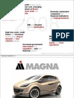Magna - Opel PPT