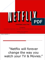 Netflix Tech Strategy PPT