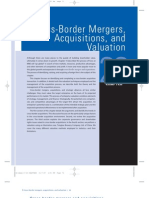 Cross Border Acquisition