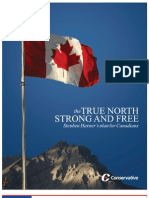 Conservative Party of Canada 2008 Election Platform (English)