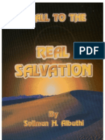 A Call to the Real Salvation - دعوة للخلاص الحقيقي