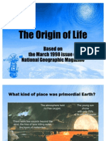 Origin of Life (Nat Geo)