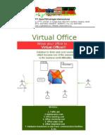 flyer Virtual Office english