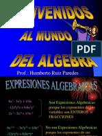 Conceptos de Algebra