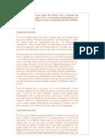 « Les concepts fondamentaux et la cure », Réponse de Jacques Lacan à une question de Marcel Ritter