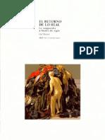 El Retorno de Lo Real- La Vanguardia a Finales de Siglo Escrito Por Hal Foster