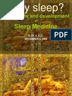 History of Sleep Med