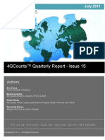 4GCounts QR-Issue -July 2011 Brochure