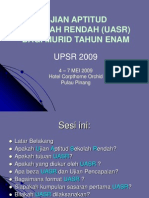 Power Point Ujian Aptitud Lpm