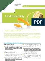 Factsheet Trace Ability