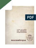 Livro de Ouro - Moçambique