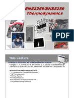Lecture Thermodynamics Chp1