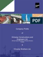 KCEL Compay Profile