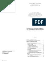 OSPDH-I Informe Sobre Los Procedimientos Expulsion (2003)