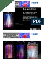 Philips Gandolfo LED Futuro Sostenible