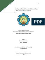 Membuat Master Program Pengolah Kata & Multimedia Player pada Windows dengan Delphi 7.0