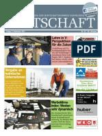 Die Wirtschaft 9. September 2011