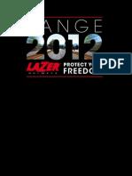 Racing & ROAD Catalogue Sommaire 2012 WEB En