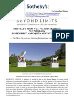 2011 Beyond Limits Press Release(1)