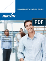 Rikvin - Singapore Taxation Guide 2011