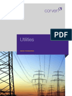 Utilities Corven Sector Overview