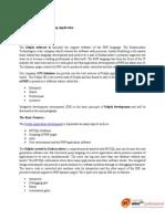Delphi Development Edifying Application
