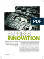 Innovations from India-Express Innovation