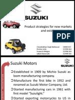 Suzuki Presentation