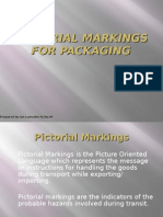 Pictorial Markings for Packaging