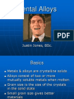 Dental Alloys Presentation