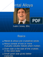 Dental Alloys Presentation