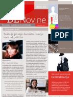 DE Novine - Broj 01
