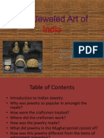 The Jeweled Art of India