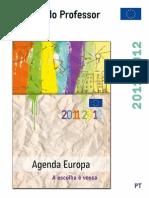 Agenda Euro Pa Manual Do Professor