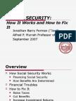 2007 Social Security