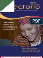 Directorio de las organizaciones y fundaciones que trabajan por el control del Cáncer en Colombia. Volúmen 1, Número 3