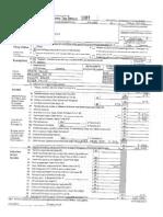 2007 Tax Forms Palin