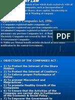 2 (II) Company Law