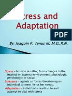 2 Homeostasis, Stress and Adaptation