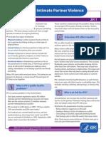 IPV Factsheet A