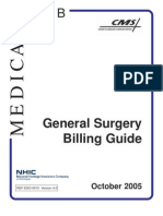 General Surgery Billing Guide