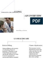 Medical Billing - An Overview